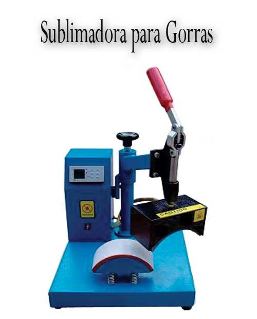 Termofijadoras de Gorras c9451af4dc8