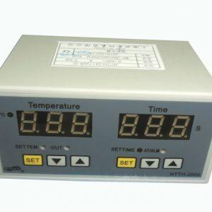 control de tiempo y temperatura
